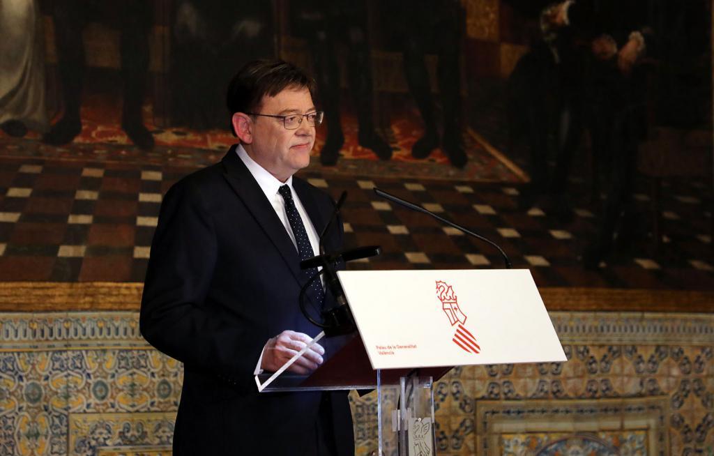 Ximo Puig adelanta las elecciones en la Comunidad Valenciana