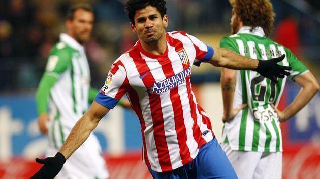 Costa consigue volver al Atléti
