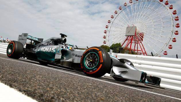 Hamilton a un paso del título mundial