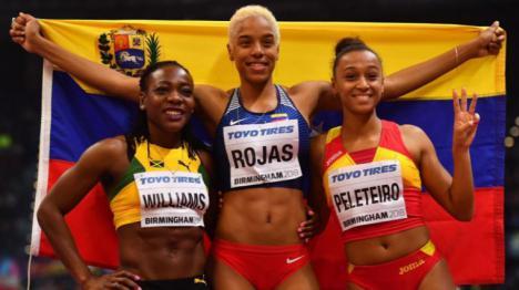 Ana Peleteiro consigue el bronce en Birmingham