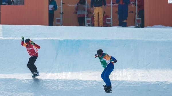 Astrid Fina consigue el bronce en snowboard