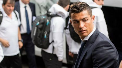 Hacienda mantiene los cargos penales contra Cristiano Ronaldo