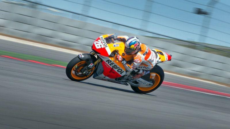 Dani Pedrosa es duda en el GP de Austin