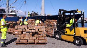 España pierde ya rutas comerciales portuarias