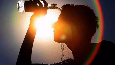 España sufre la primera ola de calor antes de verano