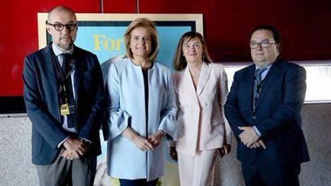 Fátima Báñez inaugura la Forbes Women Summit