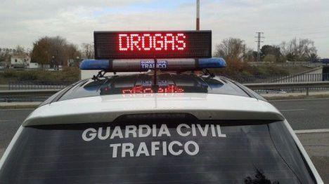 En cualquier punto y cualquier guardia podrá hacerte un control de drogas