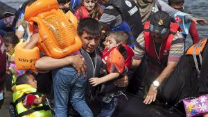 'Deterioro dramático de los solicitantes de asilo en Lesbos'