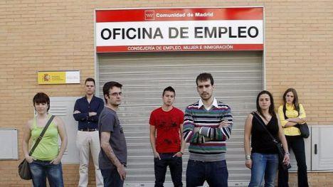 Los salarios ya tal, primero los empleos