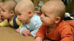 España es el quinto país con mayor natalidad
