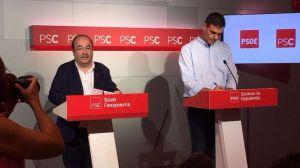 El PSOE retoma el encaje de Cataluña en España