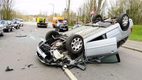 Desciende un 12% el número de víctimas mortales por accidente de tráfico este verano