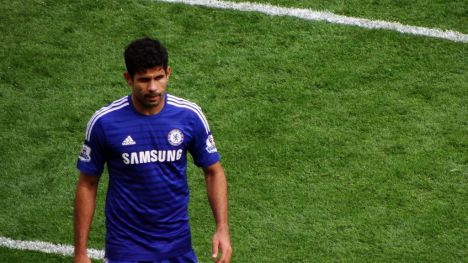 'Chelsea FC (and Spain) striker Diego Cos' (CC BY 2.0) by Ben Sutherland