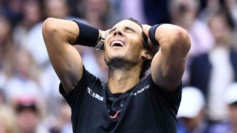 Nadal arrolla a Anderson y se hace con el US Open