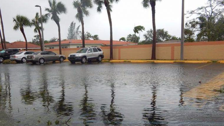 Las graves consecuencias del huracán 'Irma'