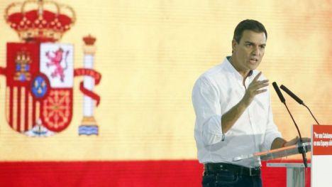 Pedro Sánchez propone ceder 'más autogobierno en Cataluña, siempre desde la legalidad'