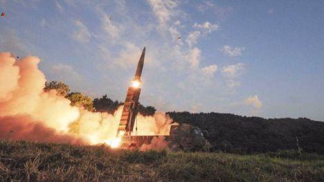 Corea del Norte lanza un nuevo misil que sobrevuela Japón