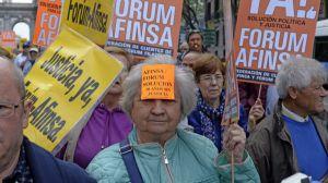 Afinsa y Fórum Filatélico se concentran en la Audiencia Nacional