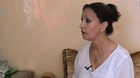 "Malika Mazan detenida en Marruecos por incitar a ""degollar a árabes"""