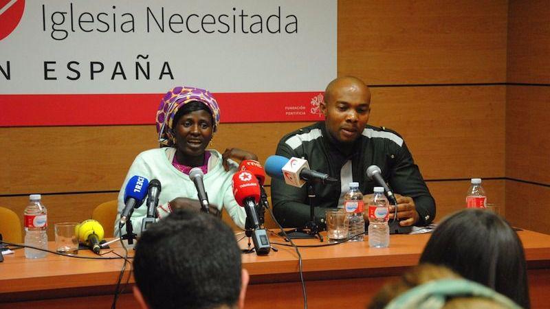 La fe de Cristo ayuda a una secuestrada por Boko Haram a perdonarlos