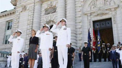Cospedal apuesta por 'intensificar' las relaciones bilaterales con Estados Unidos