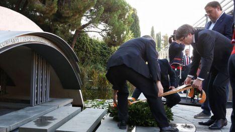 """Puigdemont: """"La democracia será la razón de nuestras decisiones"""""""