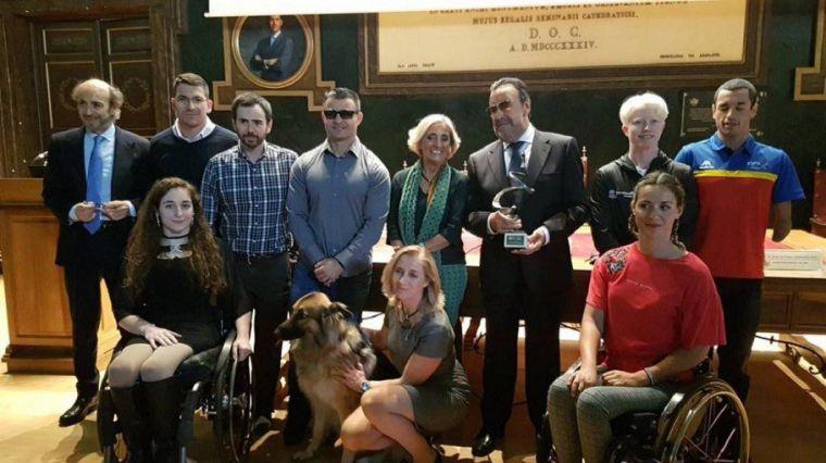 Los 'III Premio Resiliencia' honran a nuestros deportistas paralímpicos