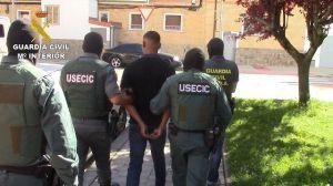 20 personas detenidas y 11 registros en la operación 'Perillán'