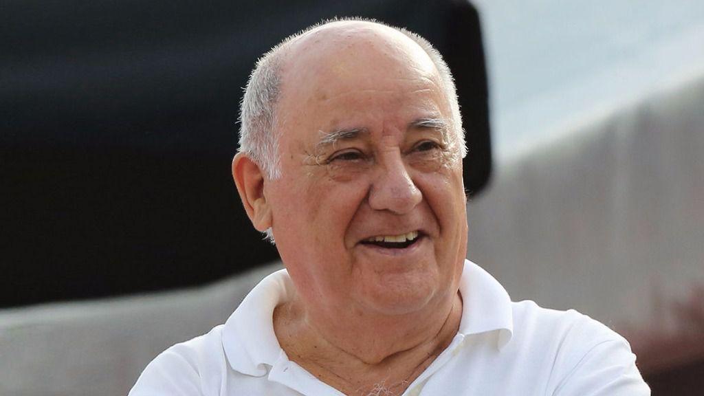 Amancio Ortega y Juan Roig, los hombres más ricos de España