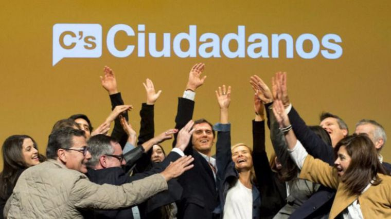 A Ciudadanos le viene bien la crisis en Cataluña