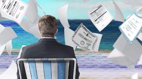 Oxfam Intermon ofrece solución a los Paradise Papers