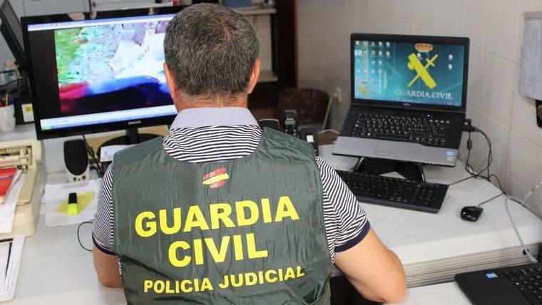 La Guardia Civil con la colaboración de las autoridades alemanas desmantela una red de financiación ligada a Al Qaeda