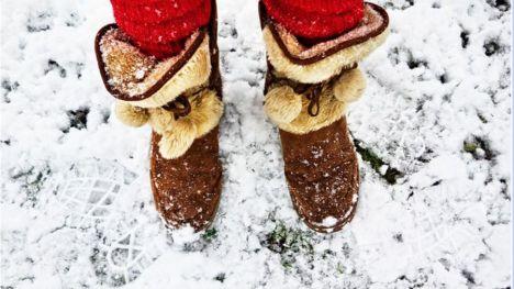 ¿Cuáles son las tendencias en calzado de invierno para mujer?