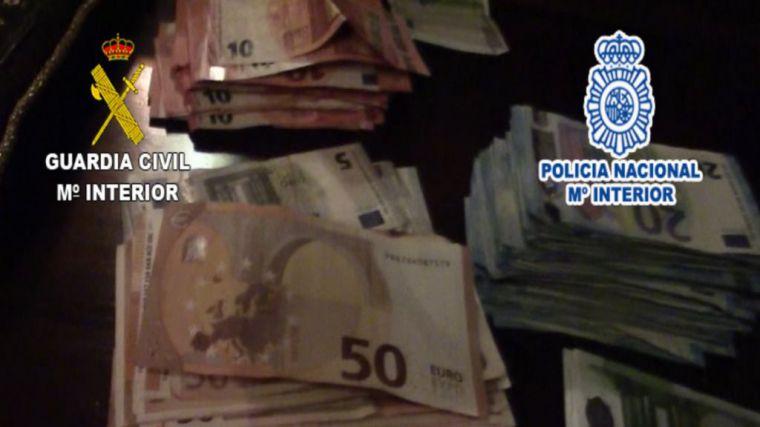 Desarticulada una de las organizaciones criminales dedicada al suministro y venta de droga