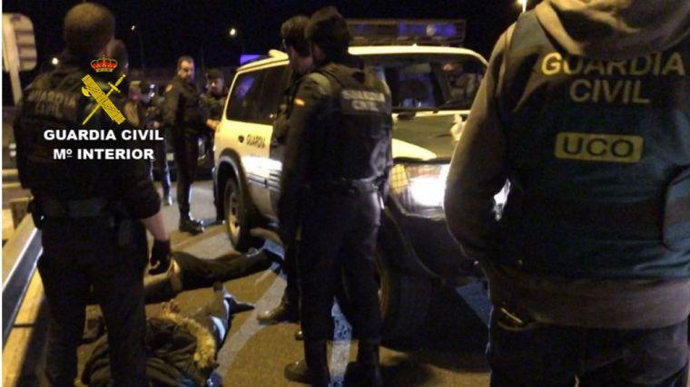 Liberado un hombre en Tarragona que había sido secuestrado en Rentería por una peligrosa organización criminal francesa