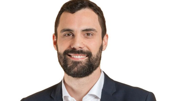 Roger Torrent es elegido presidente del Parlament