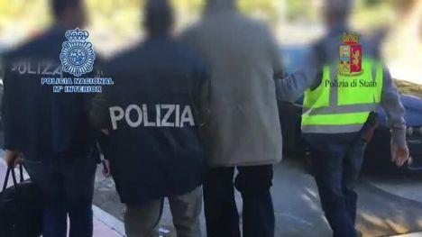 Detenido en España el mafioso italiano Fausto Pellegrinetti, huido desde 1993