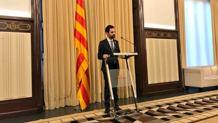 Puigdemont finalmente es el candidato a la investidura de Torrent