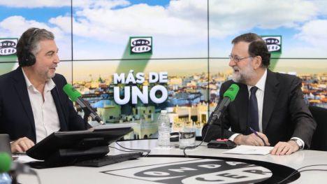 Rajoy quiere gobernar cuatro años más
