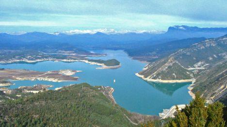 La reserva hidráulica española se encuentra al 41,9 por ciento de su capacidad