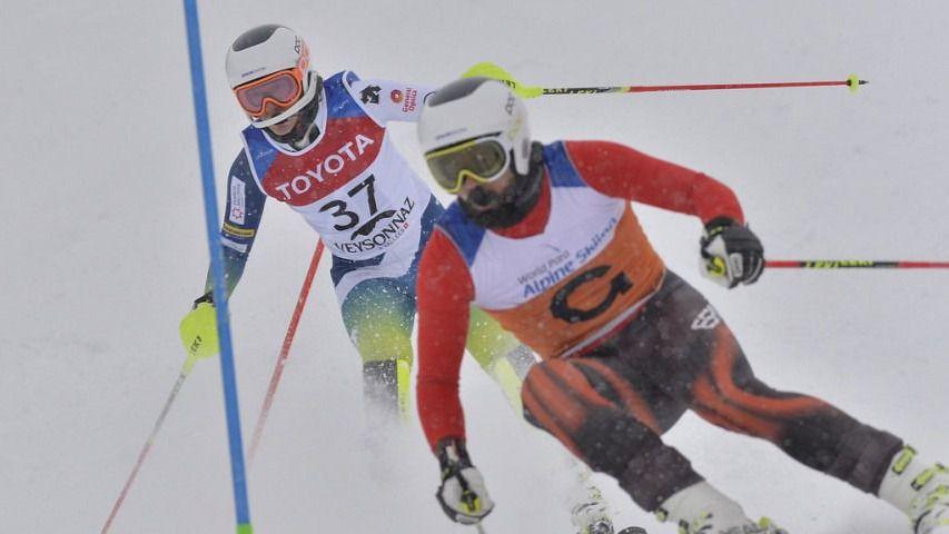Ya tenemos equipo para los paraolímpicos de Pyeongchang 2018