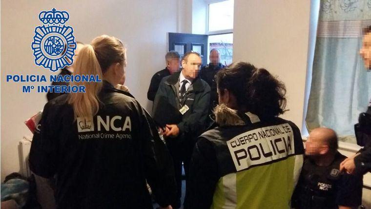 Liberadas 4 mujeres prostituidas y detenidas 12 personas en una operación contra la trata de seres humanos en España y Reino Unido
