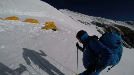 Kilian Jornet. Path to Everest