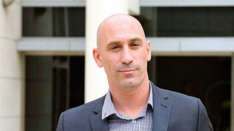 Luis Rubiales está convencido de ganar las elecciones a la presidencia de la RFEF