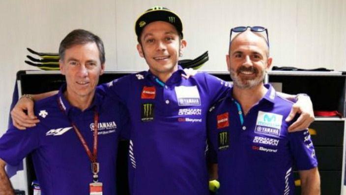 Rossi renueva por dos temporadas más