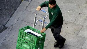 España es el bronce en pobreza laboral en 2016