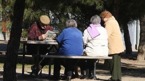 La brecha de las pensiones baja de los 20 puntos