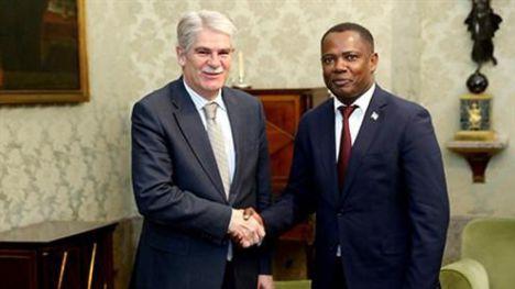 Dastis se reúne con el viceprimer ministro de Cabo Verde