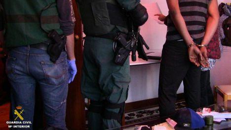 Desmantelada una rama de la mafia nigeriana en España liberando a 39 mujeres
