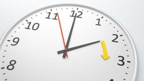 Este fin de semana toca adelantar una hora los relojes